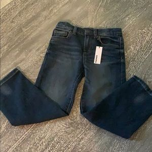 NWT Boys Sonoma Straight Fit Jeans